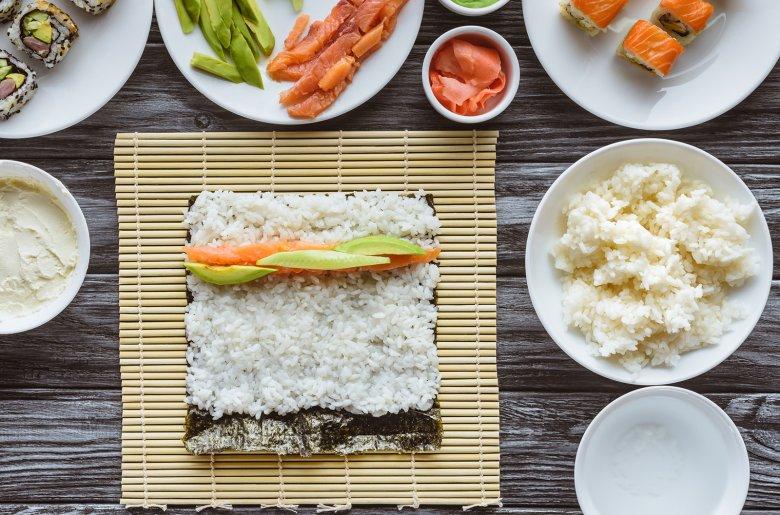 Sushi-Reis