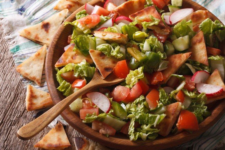 Fattoush-Salat