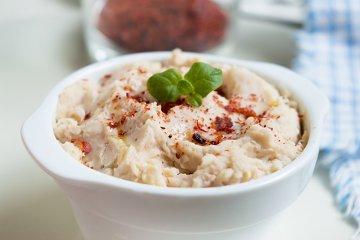Hummus mit Sumach