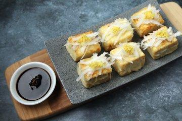 Japanischer Tofu