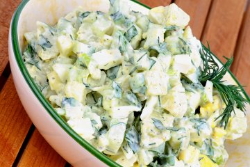 Kartoffelsalat aus USA