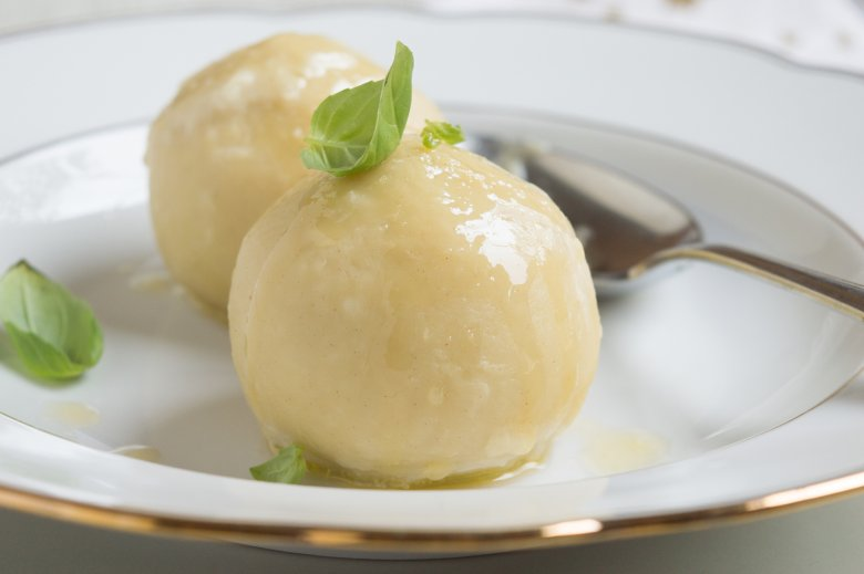 Polnische Kartoffelklöße