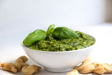 Cashewkerne-Pesto