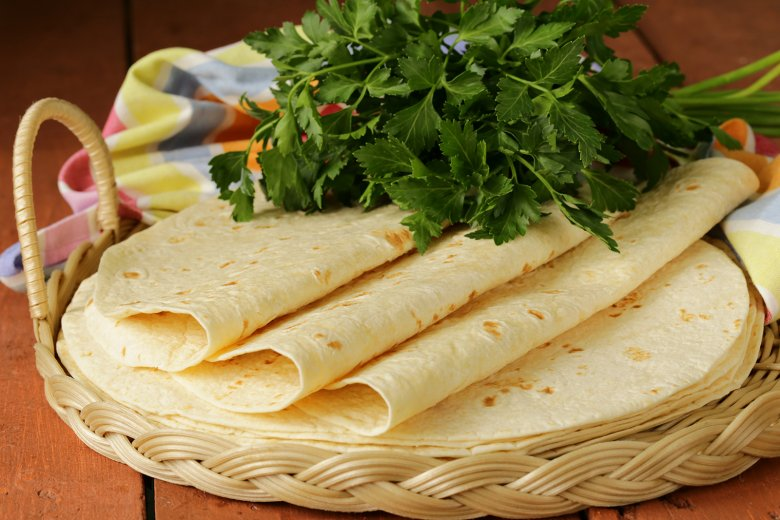 Tortillas Grundrezept