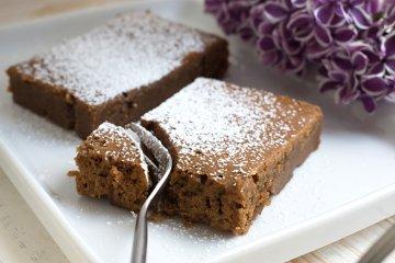 Vollkorn-Lebkuchen vom Blech