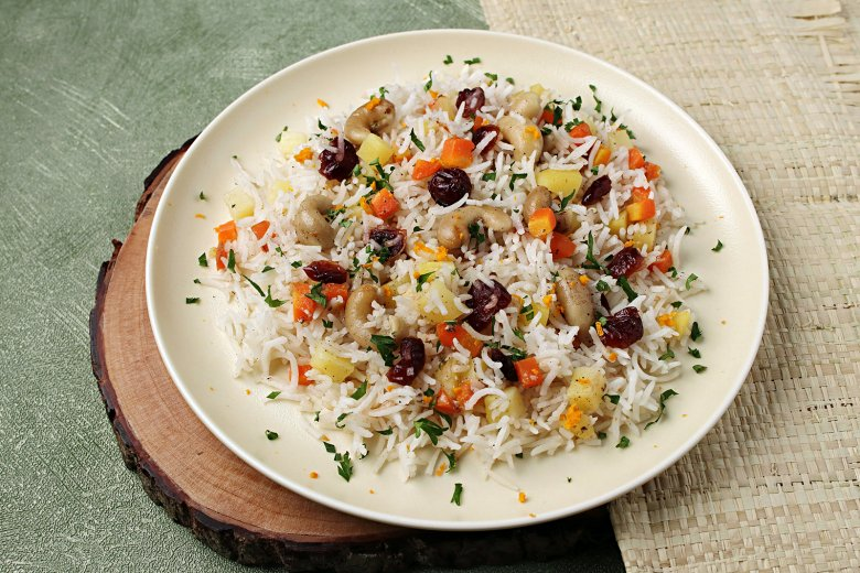 Orientalischer One Pot Reis