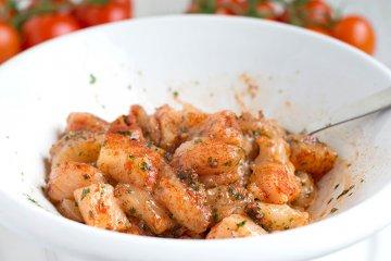 Tomaten-Honig-Marinade