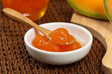 Melonen-Konfitüre