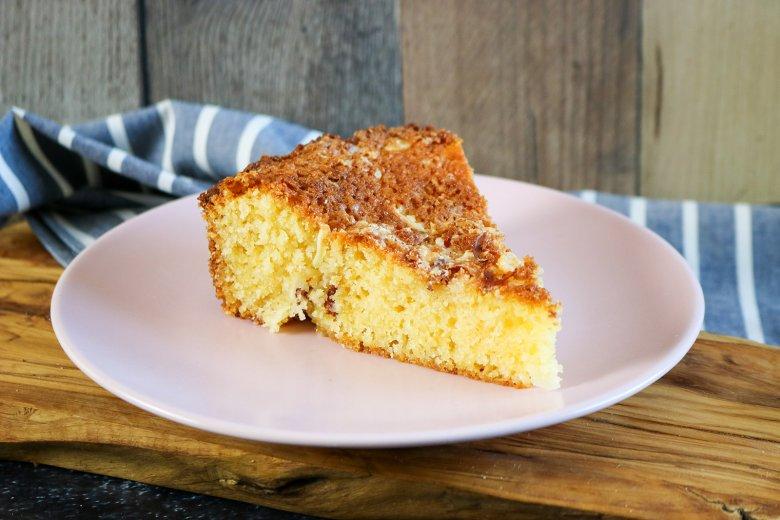 Butter-Mandelkuchen vom Blech