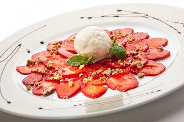 Erdbeerblume
