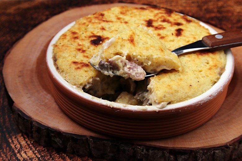 Kartoffel-Pastete