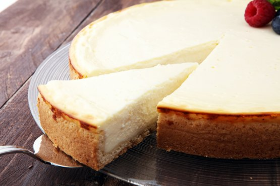 Käsekuchen mit Quark - Rezept | GuteKueche.de