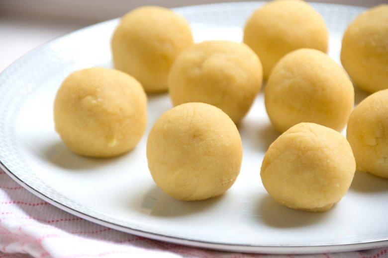 Kleine Kartoffelknödel