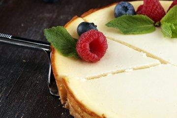 Käsekuchen ohne Zucker