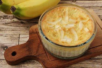 Bananen-Kokos-Pudding