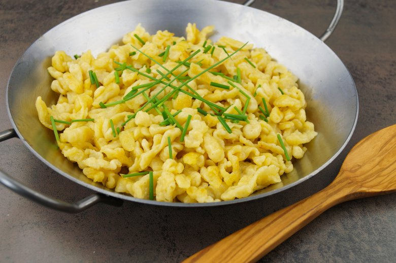 Low Carb Käsespätzle
