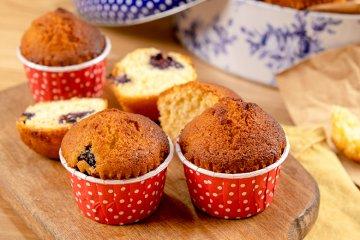Einfache Muffins Grundrezept