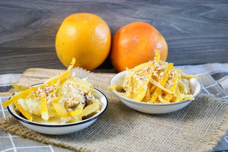 Grapefruit-Salat mit Orangen