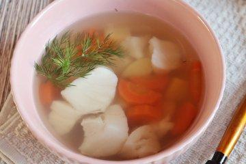 Ucha - Fischsuppe