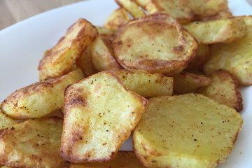 Bratkartoffeln im Airfryer
