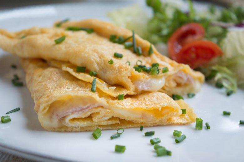 Herzhafte Pfannkuchen Mit Schinken Und Käse Rezept Gutekueche De