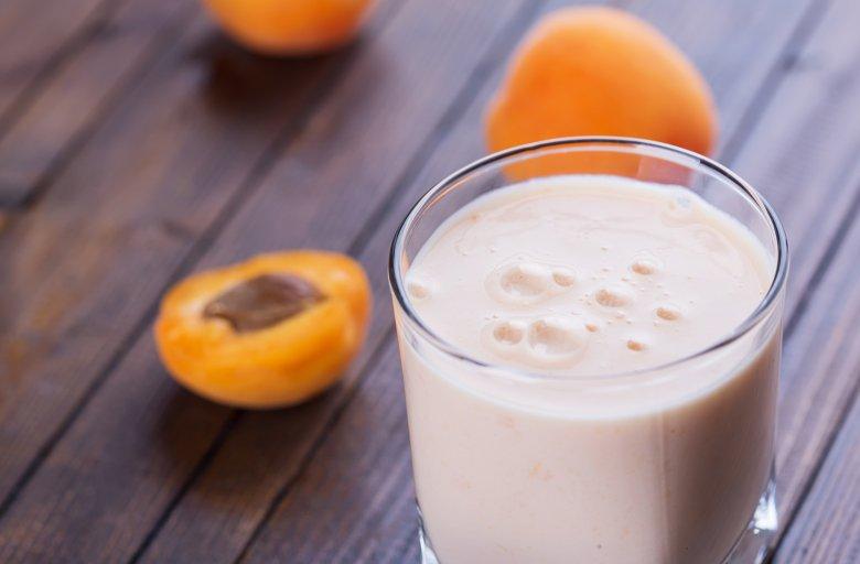 Aprikosen-Smoothie
