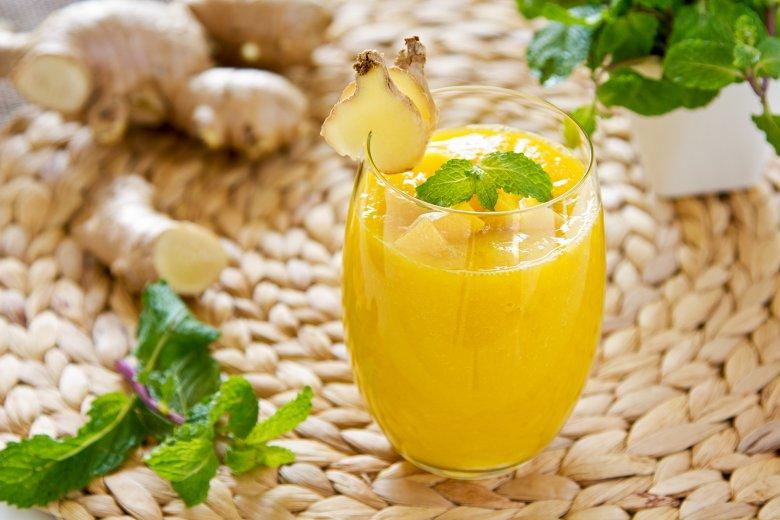 Mango-Ingwer-Smoothie