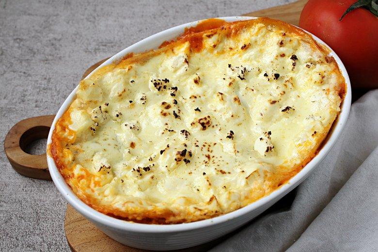 Lasagne mit Frischkäse
