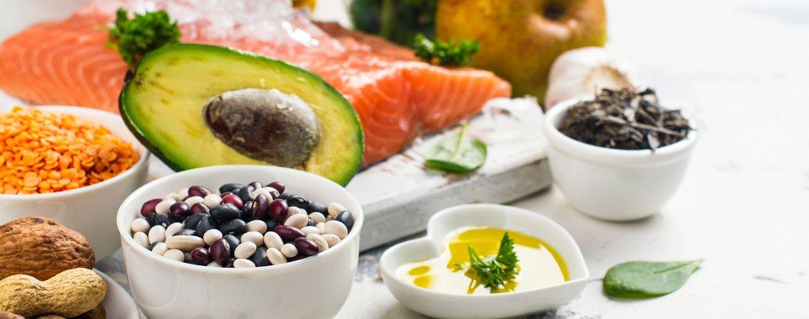 Cholesterinarme Rezepte