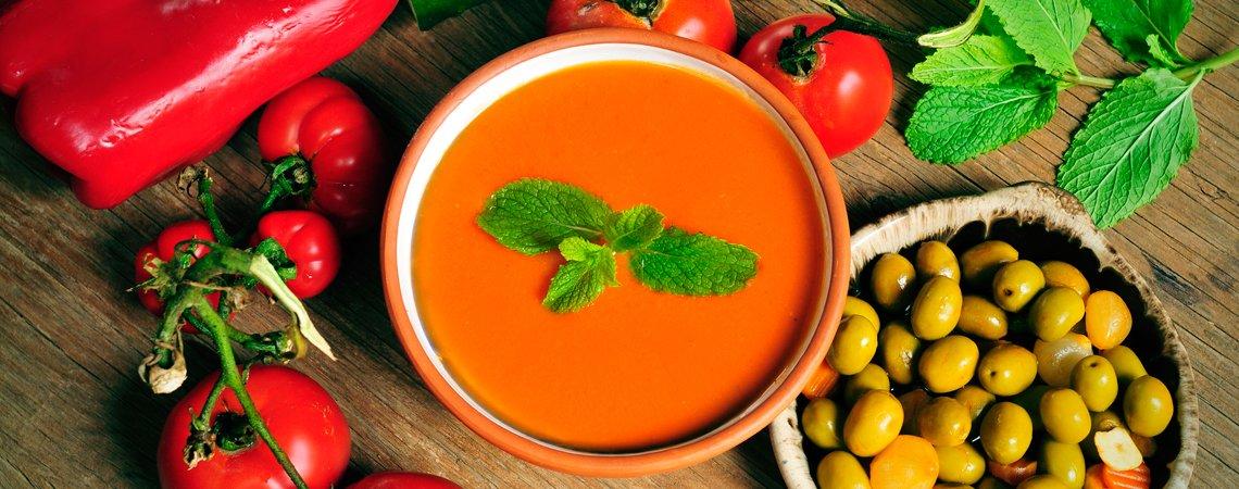 Tomatensuppen Rezepte