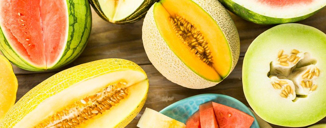 Melonen Rezepte