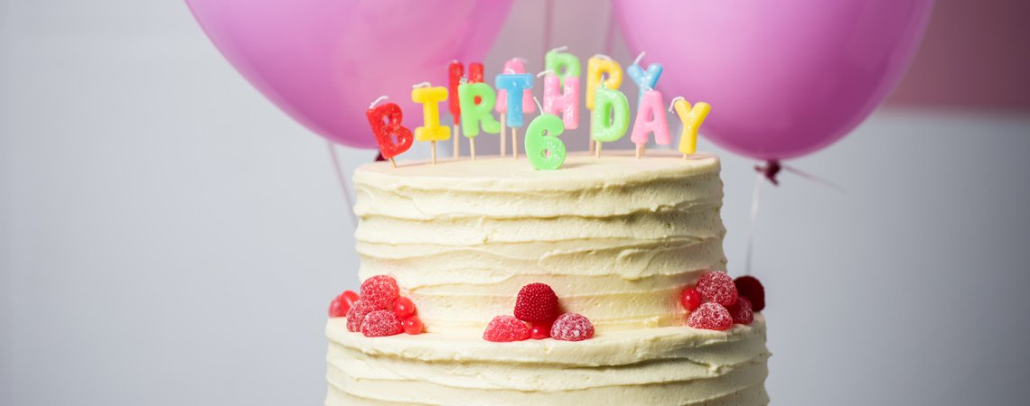Geburtstagskuchen & Geburtstagstorten