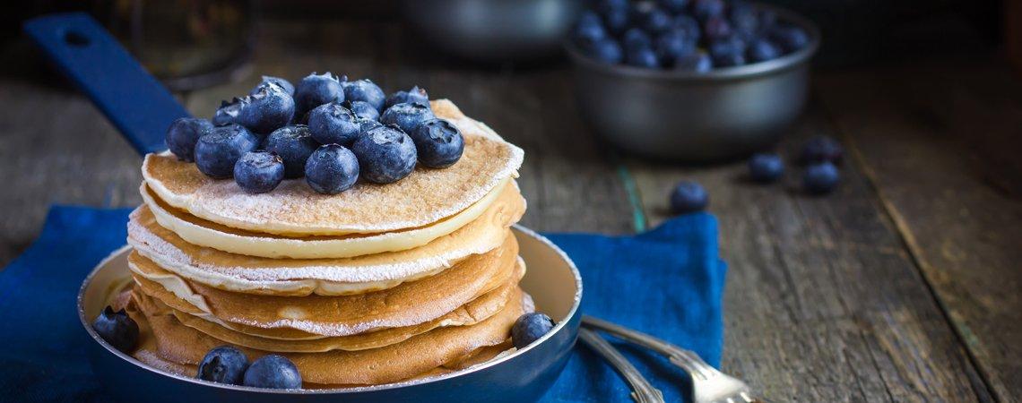Pancakes Rezepte