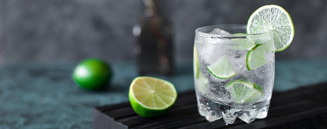 Gin Rezept