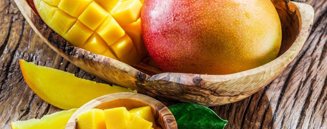 Mango Rezept