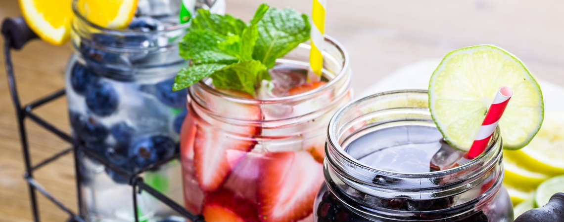 Infused Water Rezepte