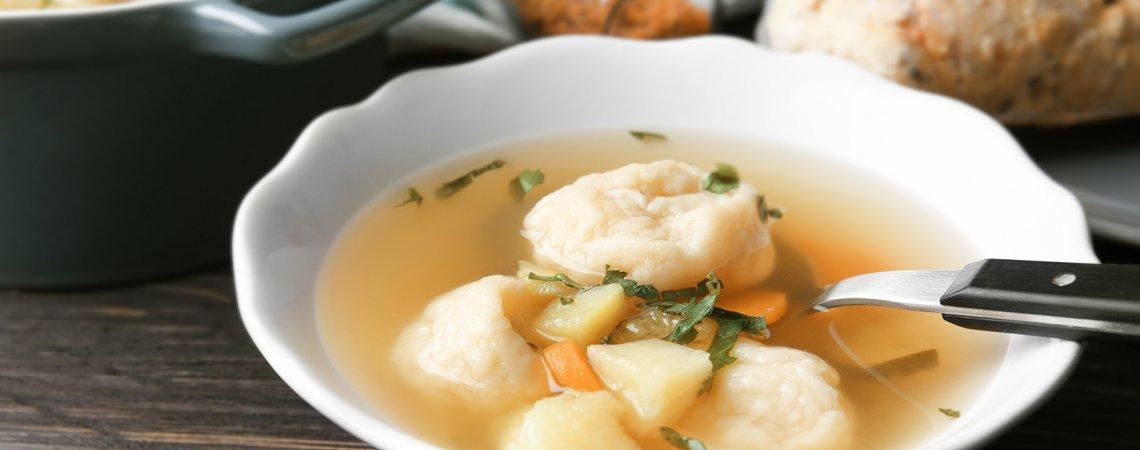 Suppeneinlage Rezepte