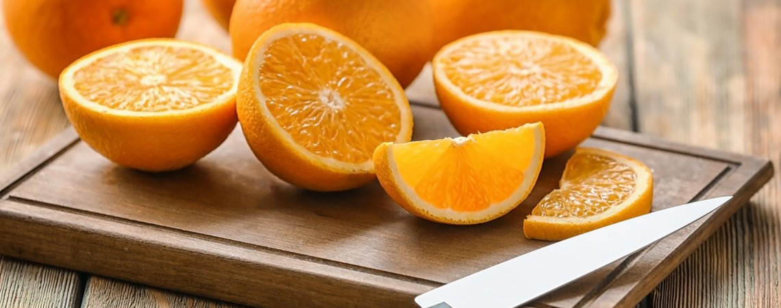 Orangen Rezepte