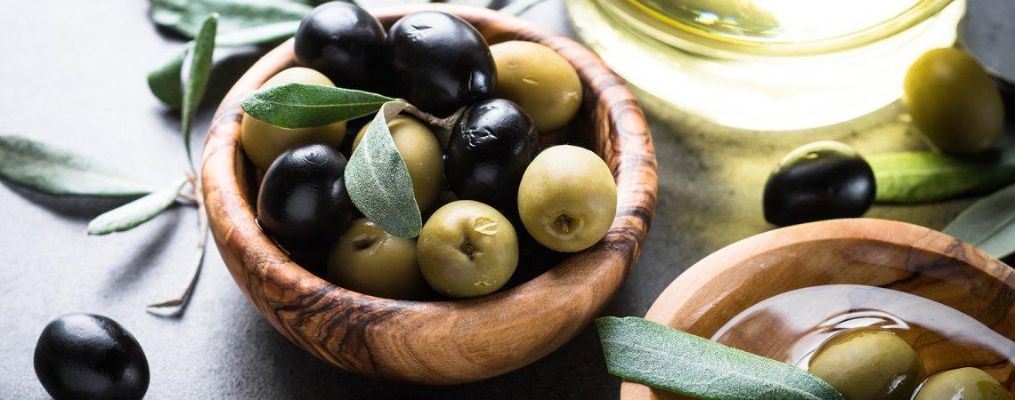Oliven Rezepte