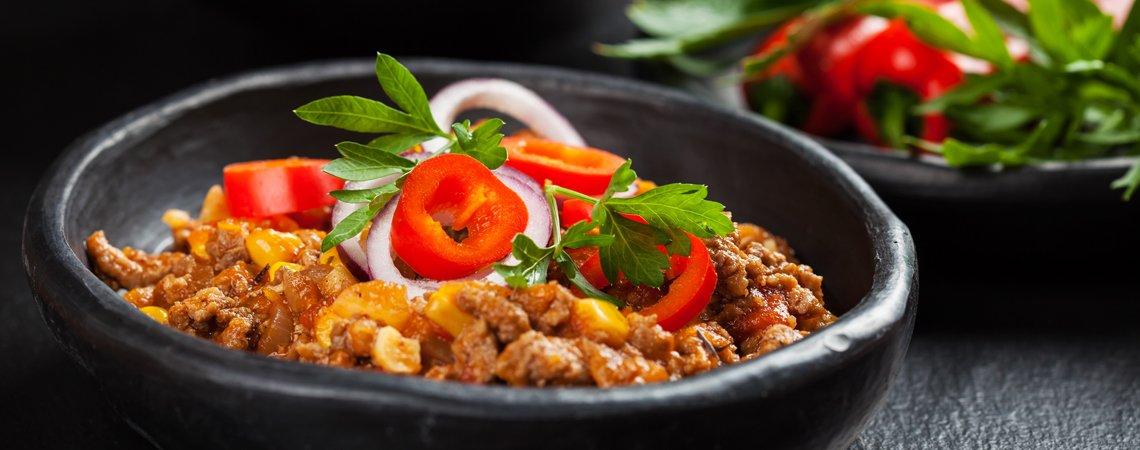 Chili con carne Rezepte